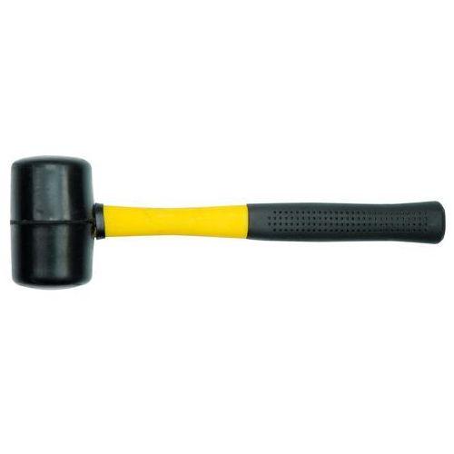 Młotek gumowy 56mm,trzonek z tworzywa FG Vorel 33655 - ZYSKAJ RABAT 30 ZŁ