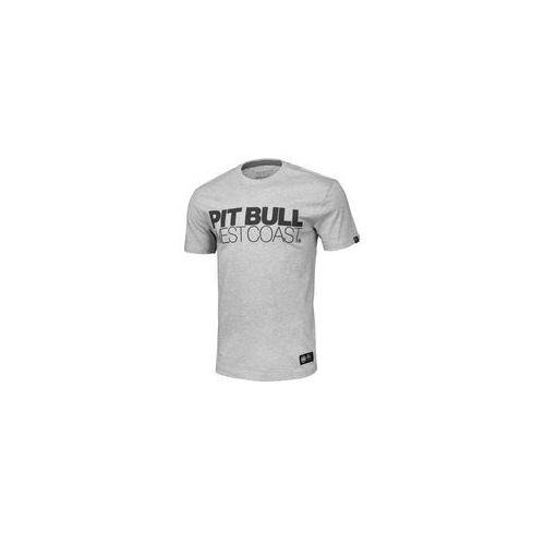 Koszulka Pit Bull TNT'19 - Szara (219004.1500), 219004.1500