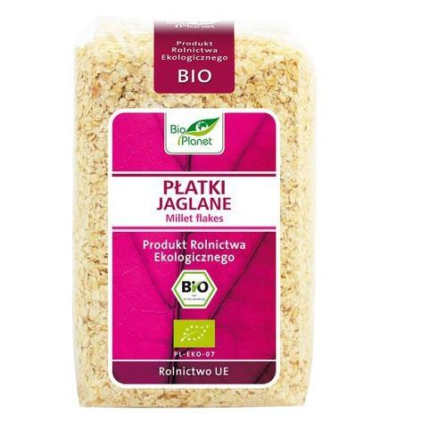 Bio Planet: płatki jaglane BIO - 300 g