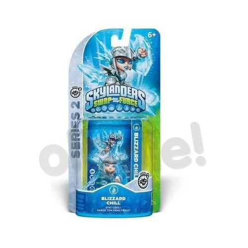 Activision  skylanders: swap force - blizzard chill s2 (5030917128899)