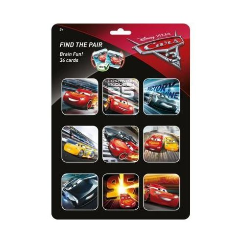 Jiri Models Znajdz Pare Cars 3 (8595593812915)