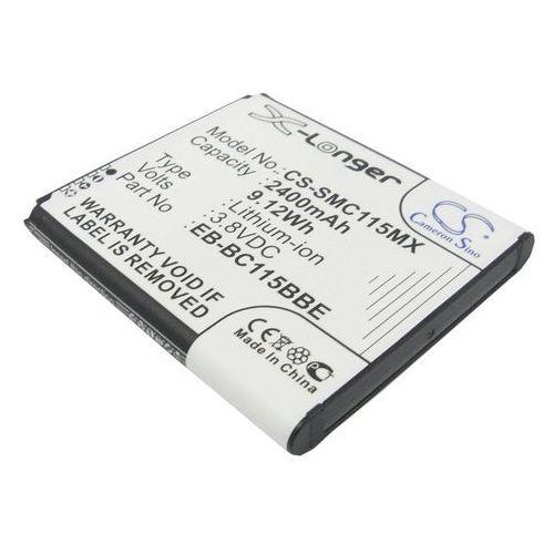 Samsung Galaxy K zoom / EB-BC115BBC 2400mAh 9.12Wh Li-Ion 3.8V (Cameron Sino), CS-SMC115MX
