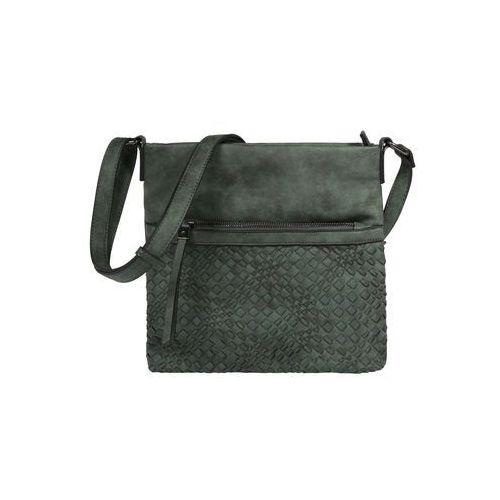 Suri frey torba na ramię 'sylvy' ciemnozielony (4056185106828)