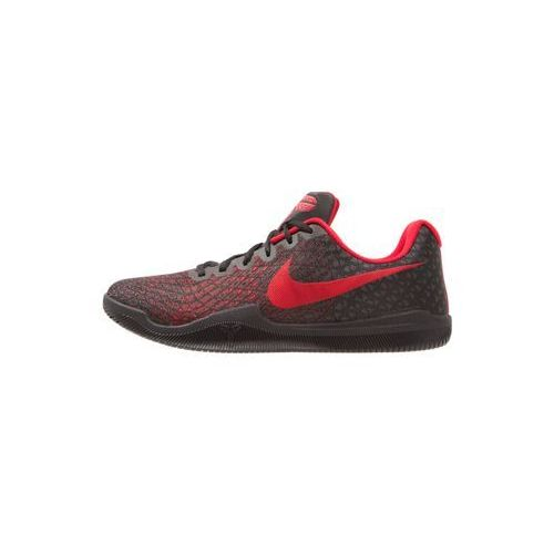Nike Performance MAMBA INSTINCT Obuwie do koszykówki black/university red/anthracite, 852473