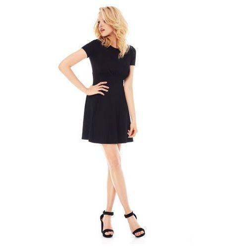 Sukienka Nadia w kolorze czarnym
