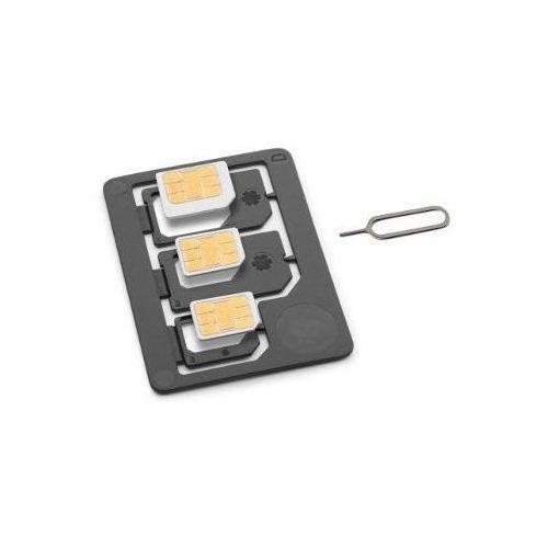 Isy Zestaw adapterów kart sim isa-1400