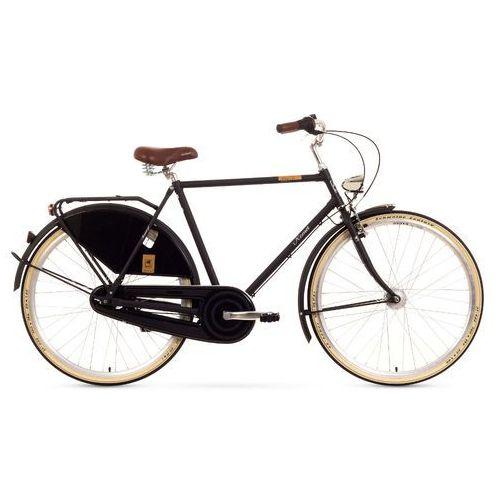 "Romet Rower  retro 7 czarny 21"""