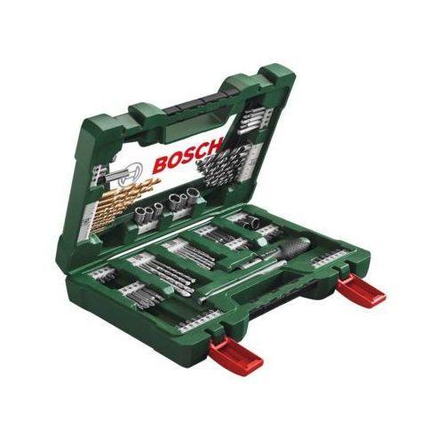 Zestaw narzędzi bosch v-line titanium (91 elementów) darmowy transport marki Bosch_elektonarzedzia
