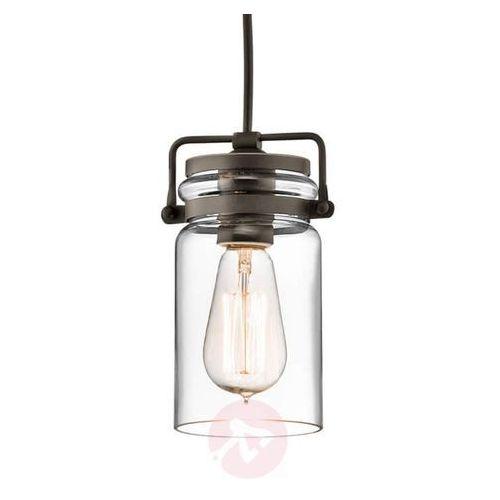 Kl/brinley/mp kichler brinley loft lampa wisząca marki Elstead