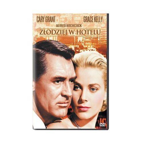 Złodziej w hotelu (DVD) - Alfred Hitchcock (5903570130359)