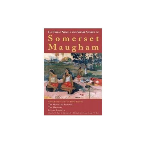 Great Novels and Short Stories of Somerset Maugham (9781628737844)