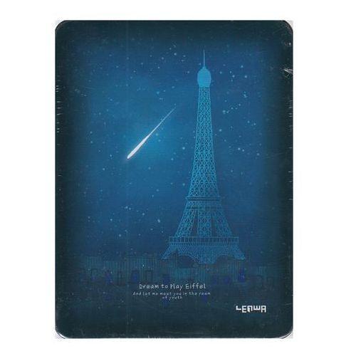Incood. Notes a6 128 kartek wieża eiffla kometa - incood od 24,99zł darmowa dostawa kiosk ruchu