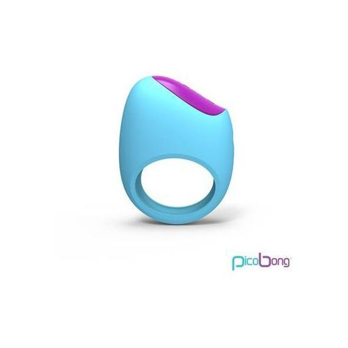 Lelo (se) Picobong - remoji lifeguard ring vibe (blue) (7350075023712)