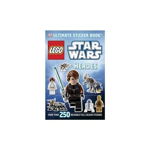 LEGO Star Wars Heroes Ultimate Sticker Book - Wysyłka od 5,99 - kupuj w sprawdzonych księgarniach !!!