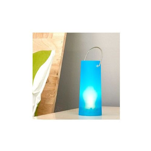 Przenośna lampa LED PAVILLIA niebieska