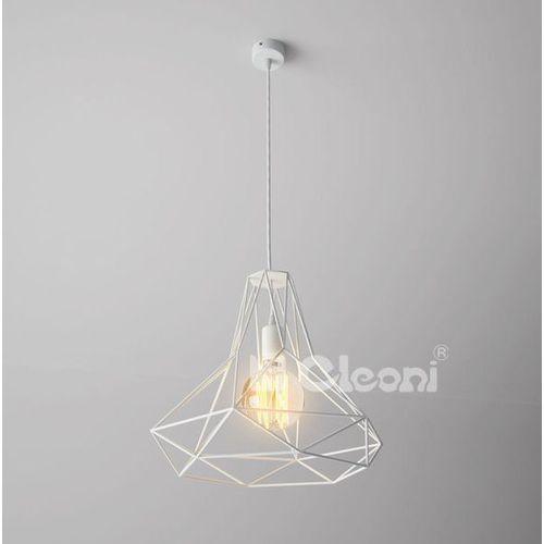 lampa wisząca DIBO AD1 z czarnym przewodem, CLEONI 1369AD1E+