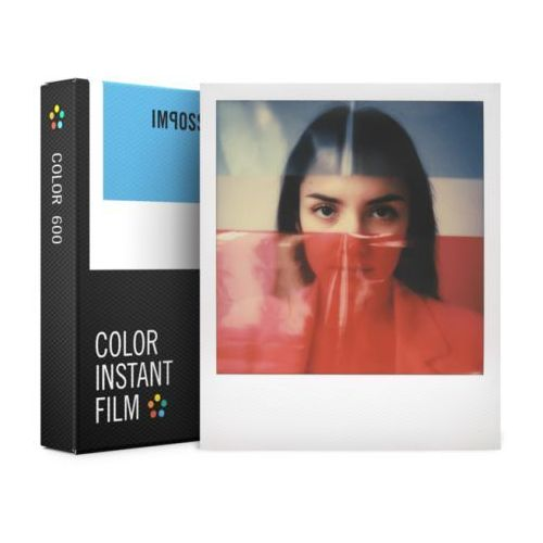 IMPOSSIBLE 600 Color z kategorii filmy i klisze