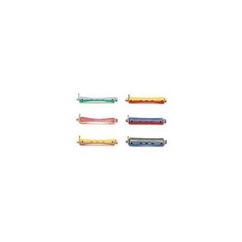 Efalock , wałki do trwałej, krótkie-5,6cm, różne średnice, 12 szt.