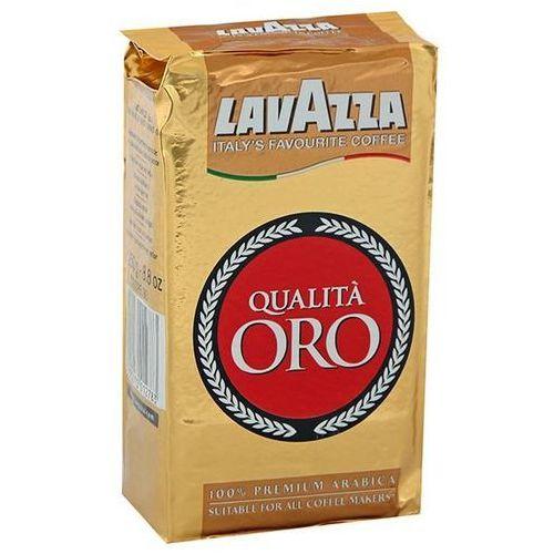 Lavazza Kawa mielona  qualita oro 250g.