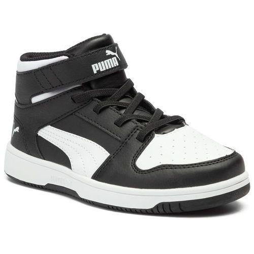 Puma Sneakersy - rebound layup sl v ps 370488 01 puma black/puma white