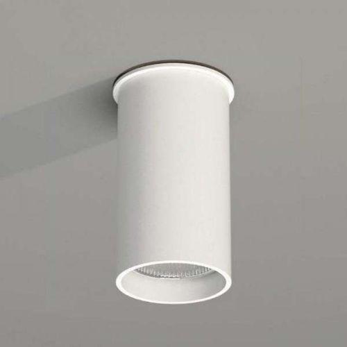 Shilo Downlight lampa sufitowa arida 1109/gu10/bi reflektorowa oprawa do łazienki tuba biała