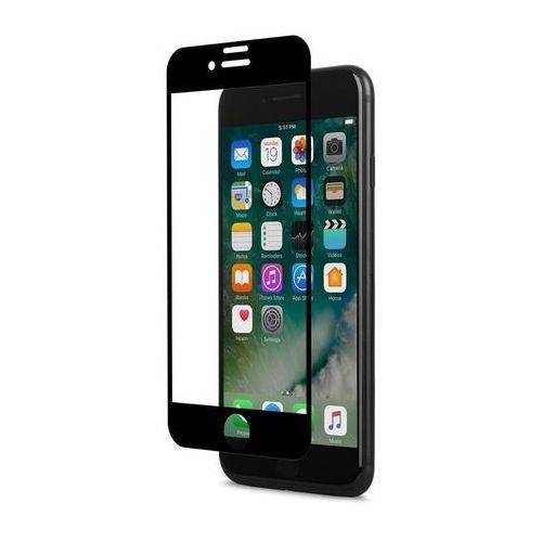 Moshi ionglass szkło hartowane 9h na cały ekran iphone 8 / 7 / 6s / 6 (black)
