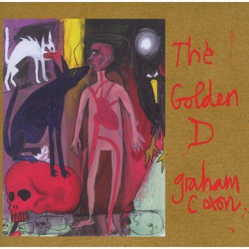 Emi music poland Graham coxon - the golden d + odbiór w 650 punktach stacji z paczką! (5099964043029)