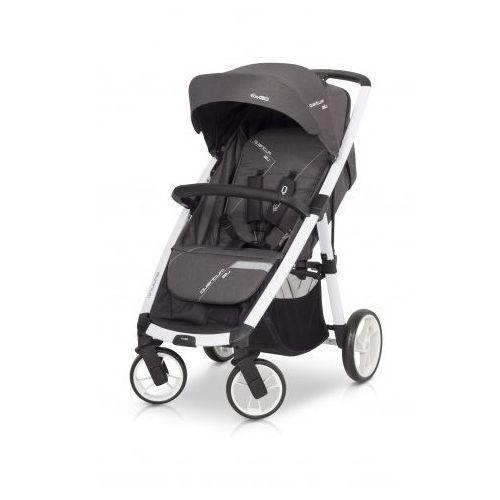 Easy-Go Quantum wózek dziecięcy spacerówka Antracyt Nowość