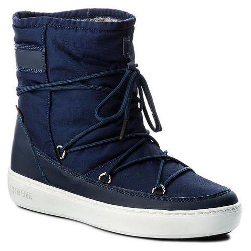 Śniegowce MOON BOOT - Pulse 24102500005 Blu Navy, kolor niebieski