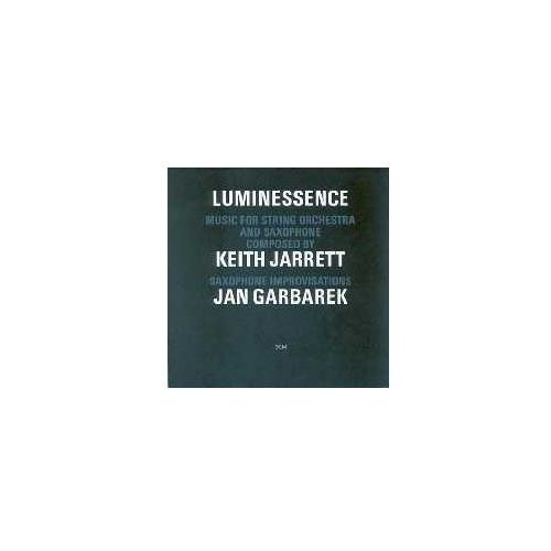 Luminessence: Music For String Orchestra And Saxophone (0042283930728)