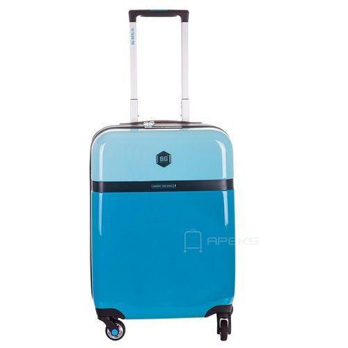 Bg berlin tri colors walizka lekka mała kabinowa 20/55 cm / tropic ocean - tropic ocean