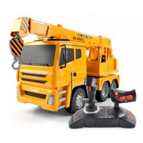 City truck Auto dźwig zdalnie sterowany duża zabawka dla dzieci