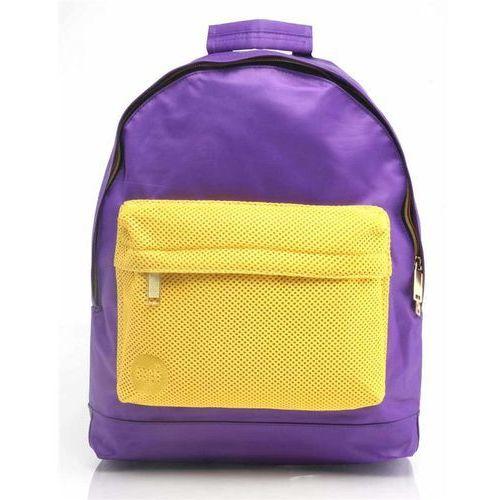 Mi-pac Plecak - satin mesh purple/yellow (173) rozmiar: os