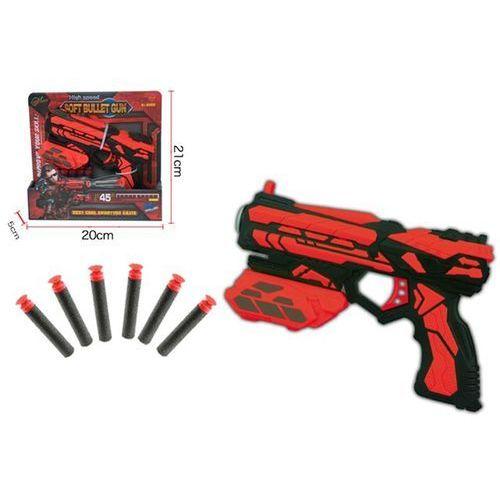 Pistolet ze strzalkami - brimarex marki Playme
