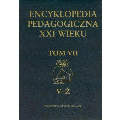 Encyklopedia pedagogiczna XXI wieku. Tom VII - Praca zbiorowa, praca zbiorowa