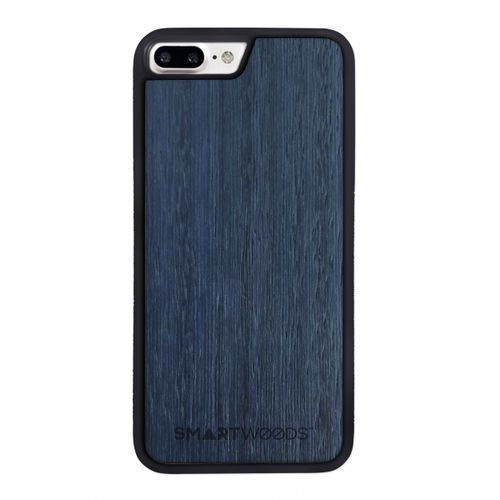 Smart woods Etui smartwoods – blue sky active iphone 8 plus
