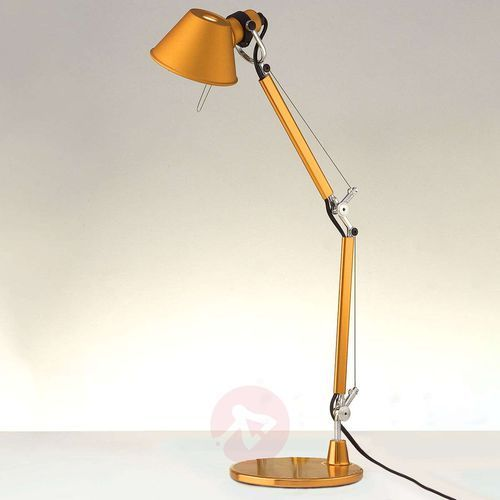 Artemide tolomeo micro lampa stołowa, pomarańczowa (8052993018120)