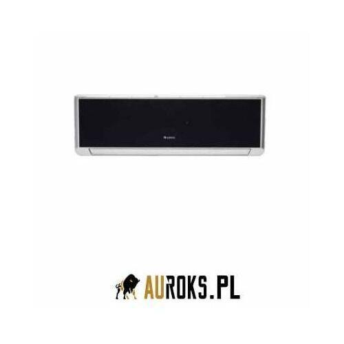 Gree amber standard black (r32) klimatyzator ścienny 5,3/5,57 kw gwh18yd-k6dna2a - czarny