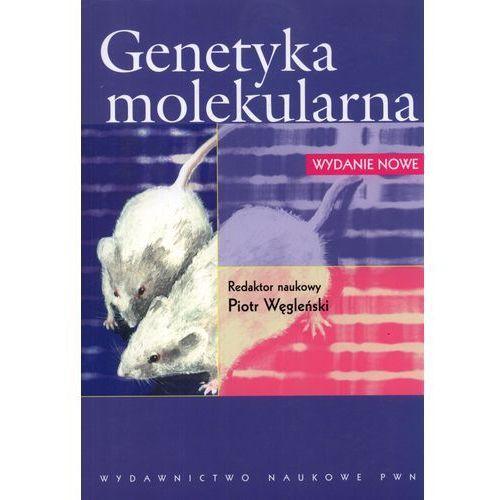 Genetyka molekularna (542 str.)