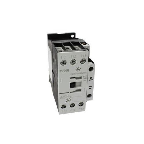 Eaton Stycznik mocy 3 biegunowy ac3 25a 11kw 230v50hz 1no dilm25-10 277132 electric
