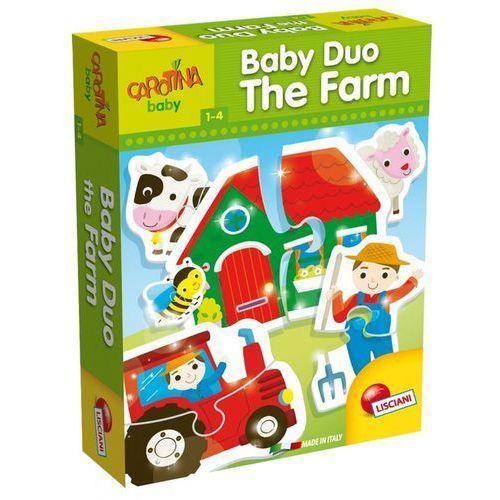 Lisciani Carotina baby duo farm (8008324057825)
