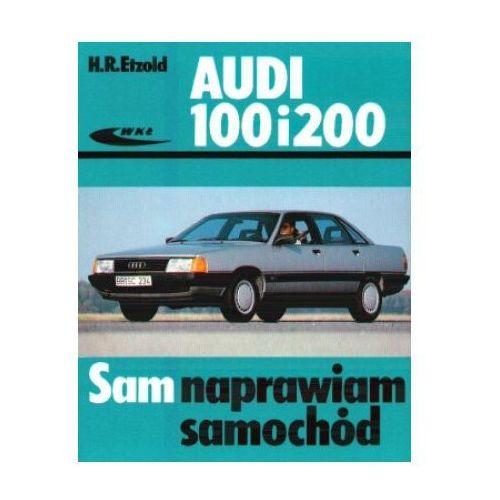 Audi 100 i 200 - Hans-Rudiger Etzold, książka z kategorii Książki motoryzacyjne