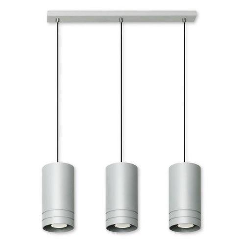 Lampa wisząca simon 3l popiel marki Lampex