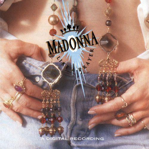 Madonna - Like A Prayer - Zakupy powyżej 60zł dostarczamy gratis, szczegóły w sklepie