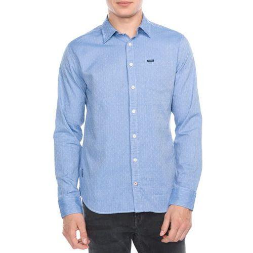 Pepe Jeans Montecarlo Shirt Niebieski M