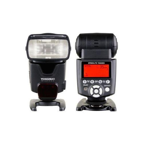 Lampa błyskowa YONGNUO YN-500EX do Canon