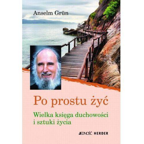 Po prostu żyć. Wielka księga duchowości i sztuki życia, Grun Anselm