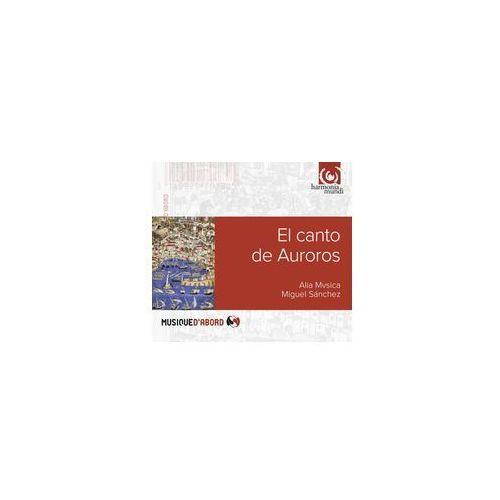 Harmonia mundi El canto de auroros (3149020701805)