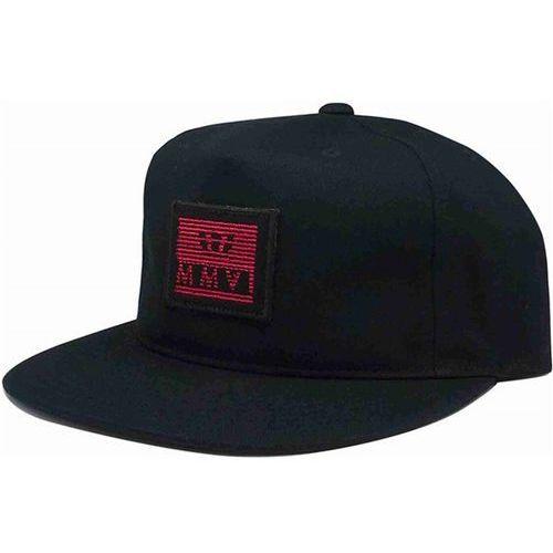 Supra Bluza - crown jewel pch sldr black-red (004)