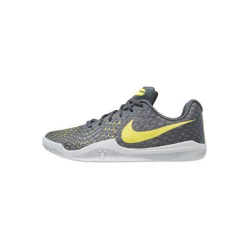 Nike Performance MAMBA INSTINCT Obuwie do koszykówki dust/anthracite/electrolime/pure platinum (0883153710893)